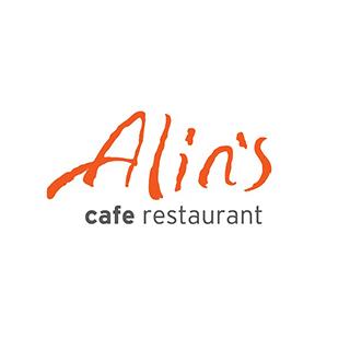 Dif Mobilya Referans Alin's Cafe Restaurant Logo