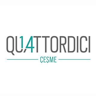 Dif Mobilya Referans Quattordici Çeşme Logo