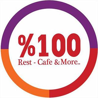 Dif Mobilya Referans %100 Rest Cafe More Logo