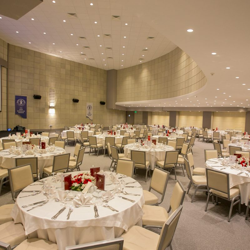 Karaca Konferans Salonu Dif Mobilya 1
