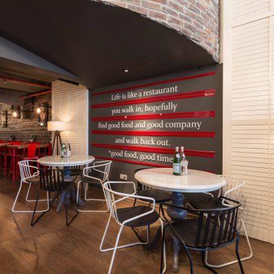 Shea Cafe Ankara Dif Mobilya 2