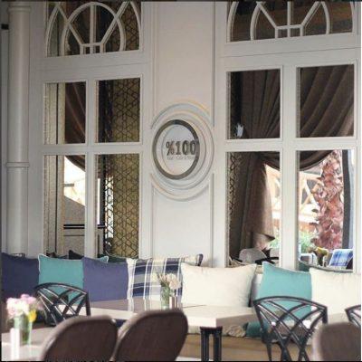 %100 Cafe Mavibahçe Dif Mobilya 5