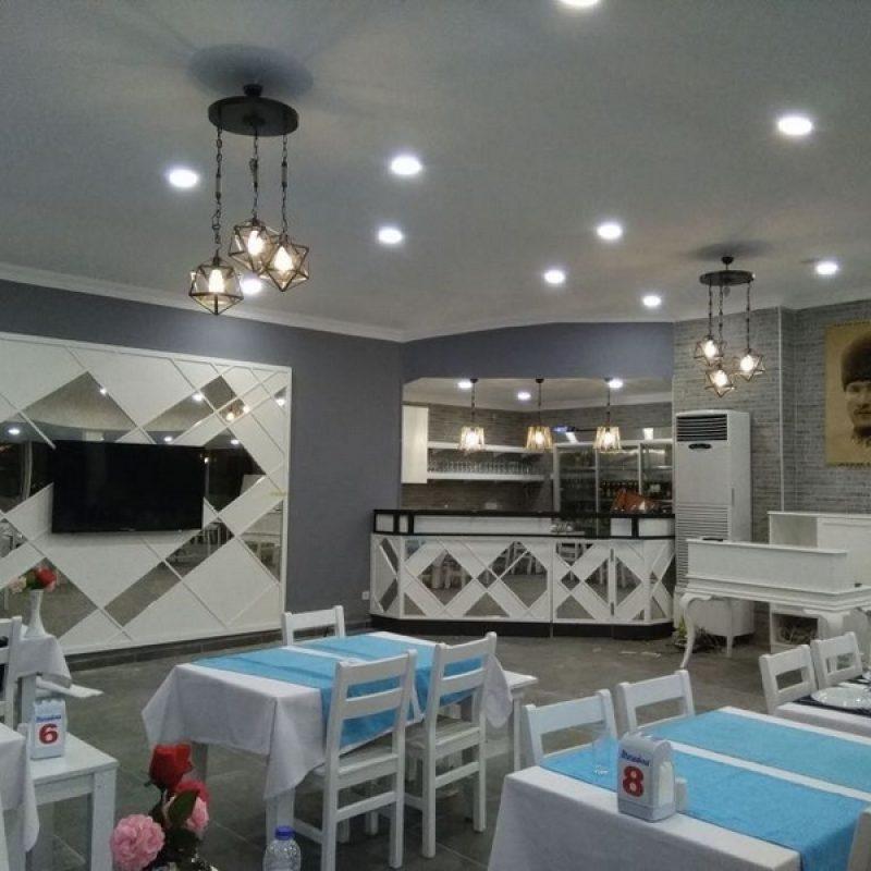 Datça Maradona Restaurant Dif Mobilya 1